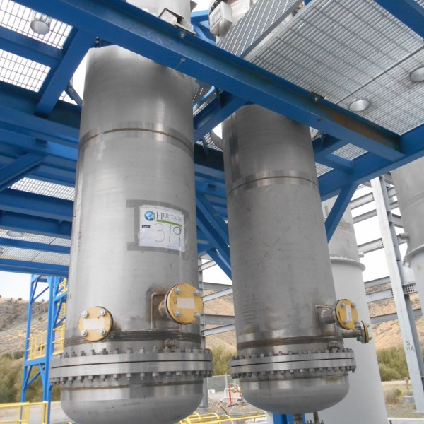 Industrial Heat Exchangers : New heat exchanger inventory perry products corporation